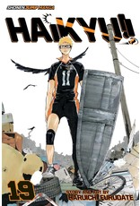Haikyu!! 19 (Engelstalig)