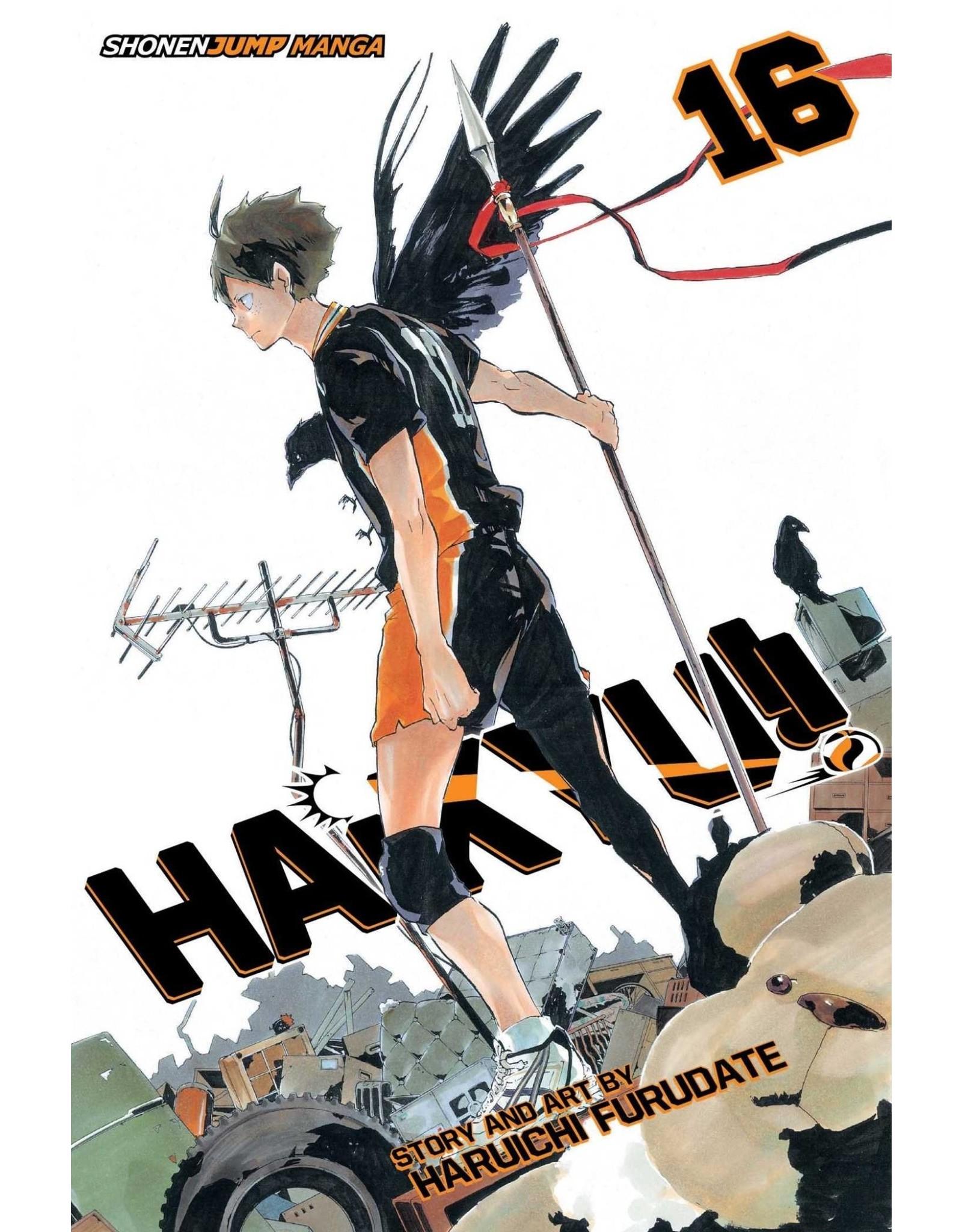 Haikyu!! 16 (Engelstalig)