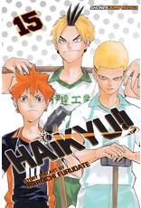 Haikyu!! 15 (English)