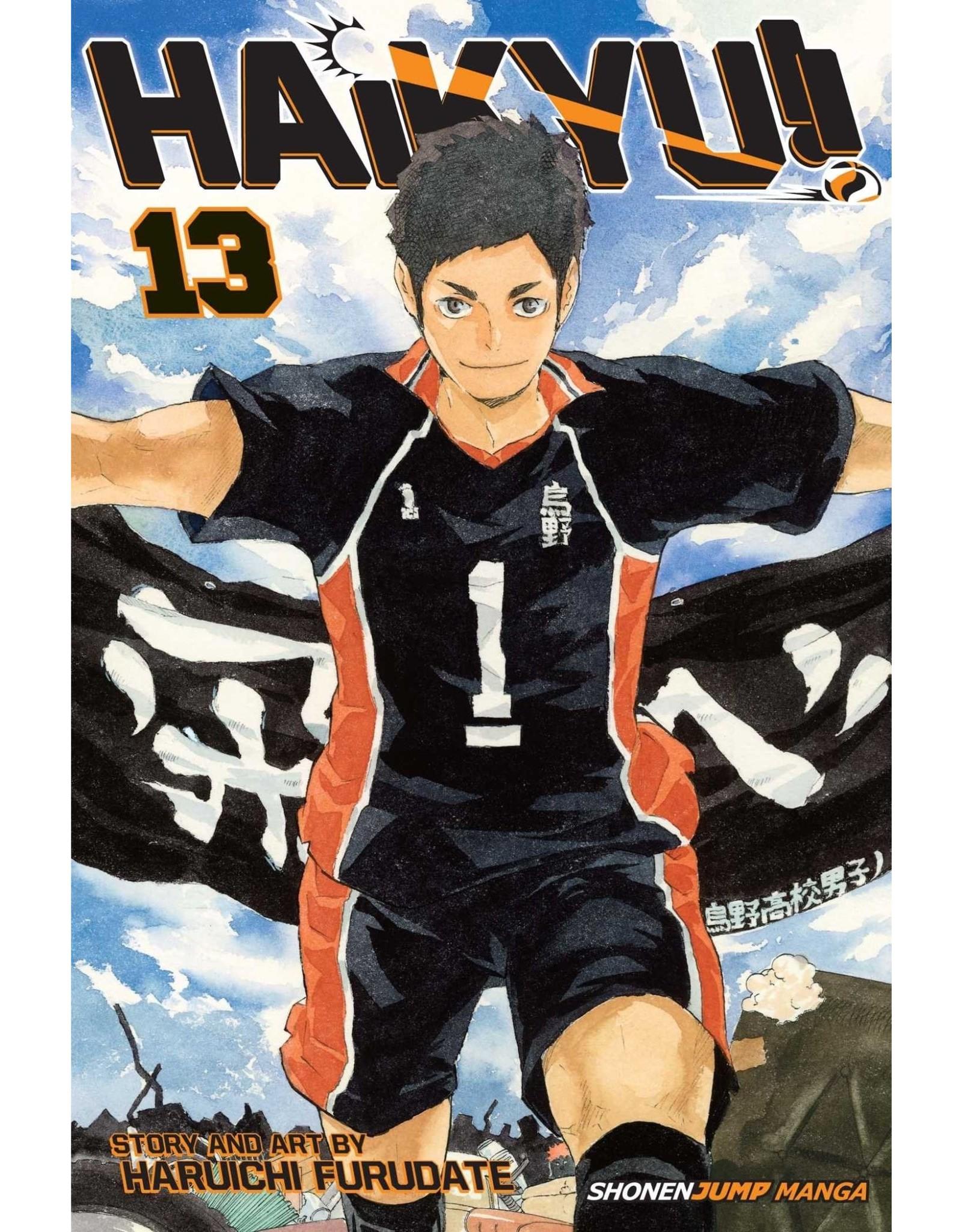Haikyu!! 13 (English)