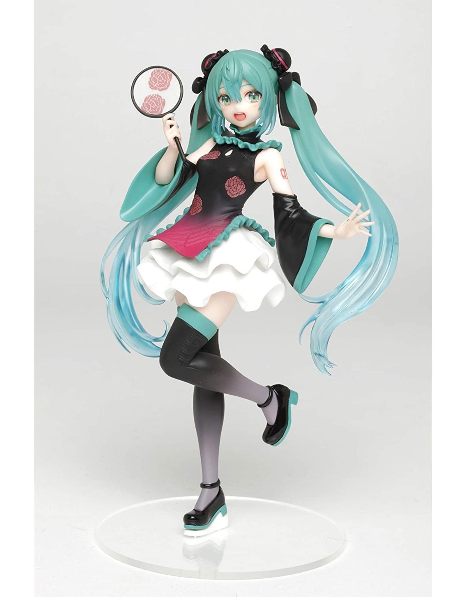 Hatsune Miku - China Dress Version - PVC Figure - 18 cm