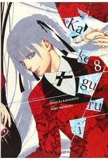 Kakegurui: Compulsive Gambler 8 (English)