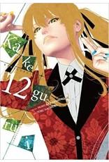Kakegurui: Compulsive Gambler 12 (Engelstalig)