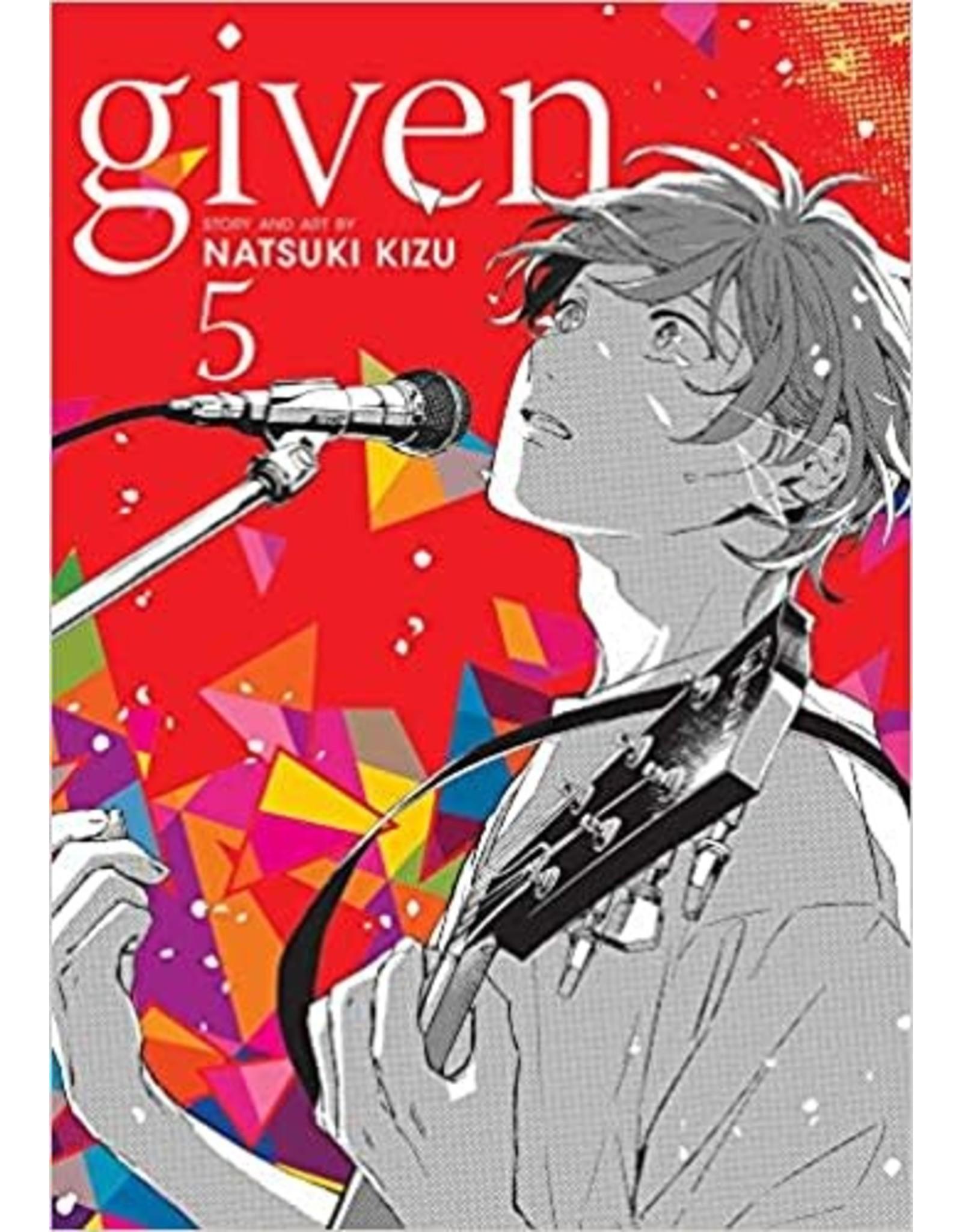 Given 5 (Engelstalig)