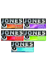 Jones Carbonated Candy - Green Apple - 28g