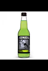 Jones - Green Apple Soda - Cane Sugar Soda - 355ml