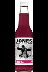Jones - Black Cherry Soda - Zero Calorie Soda - 355ml