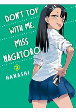 Don't Toy With Me, Miss Nagatoro 2 (Engelstalig)
