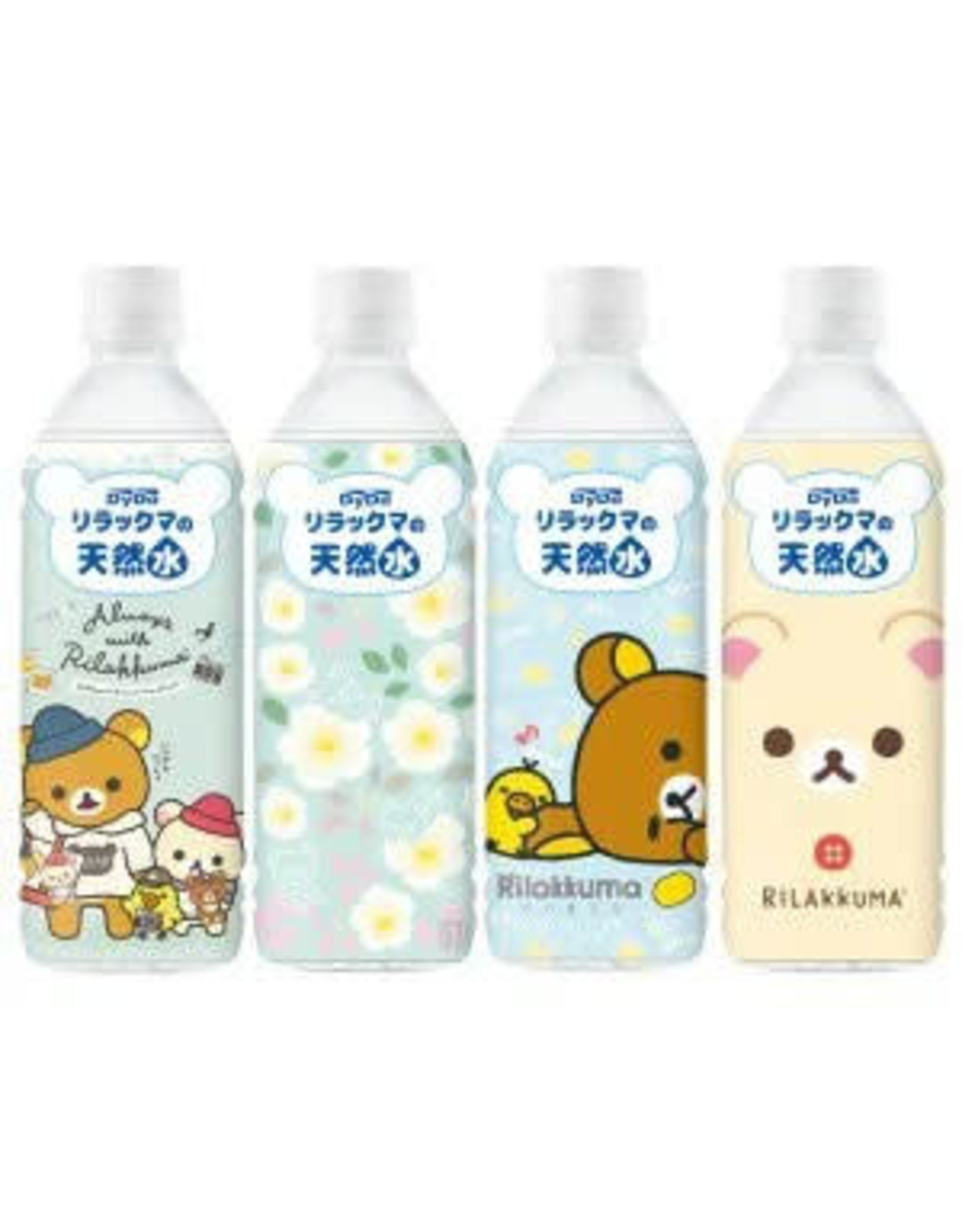 Rilakkuma Natural Water - 500 ml