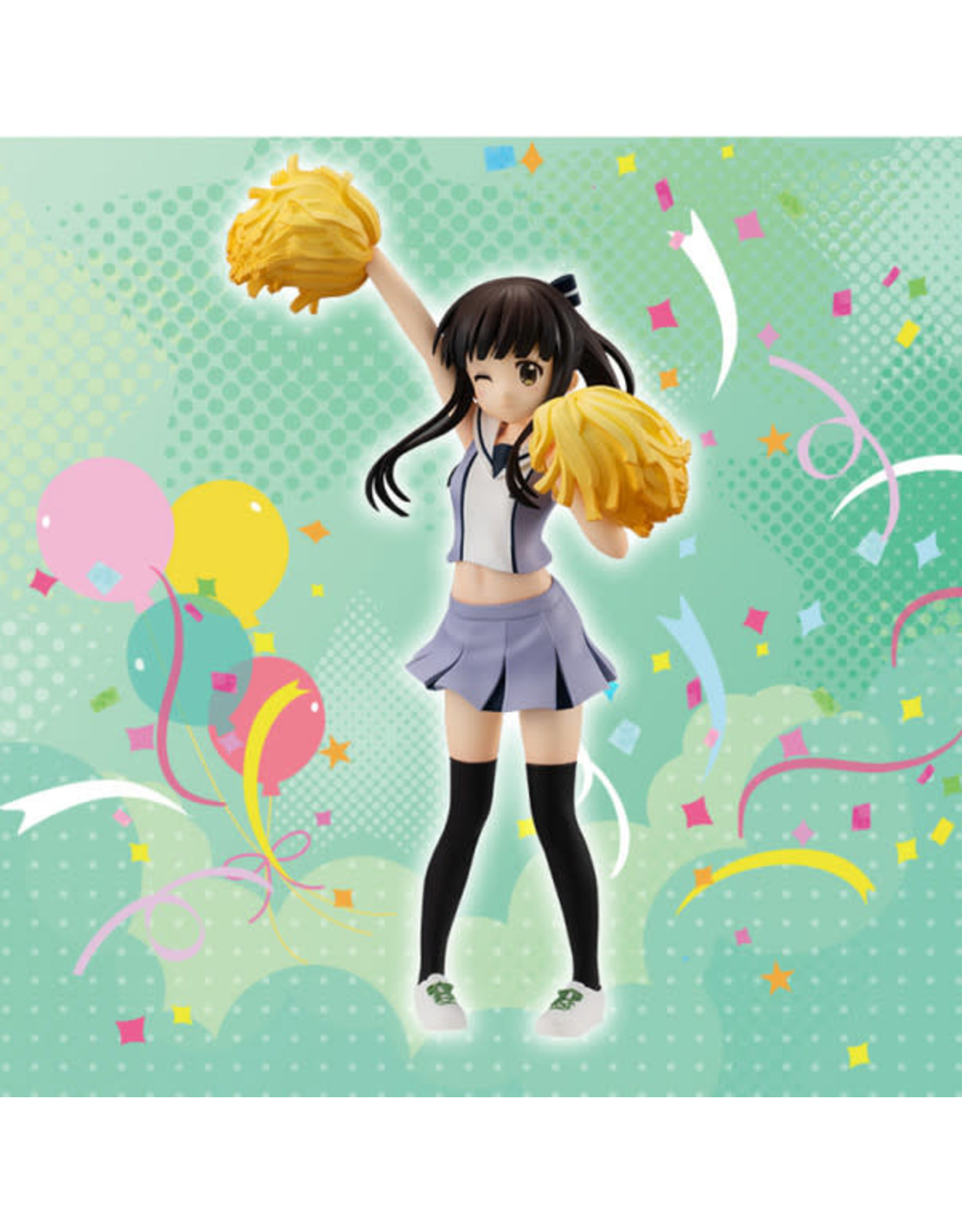 Is the Order a Rabbit? - Chiya Cheerleader Version - PVC Statue - 18 cm