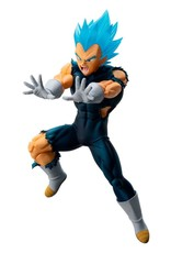 Dragon Ball - Super Saiyan God Super Saiyan Vegeta '18 - Ichibansho PVC Statue - 13 cm