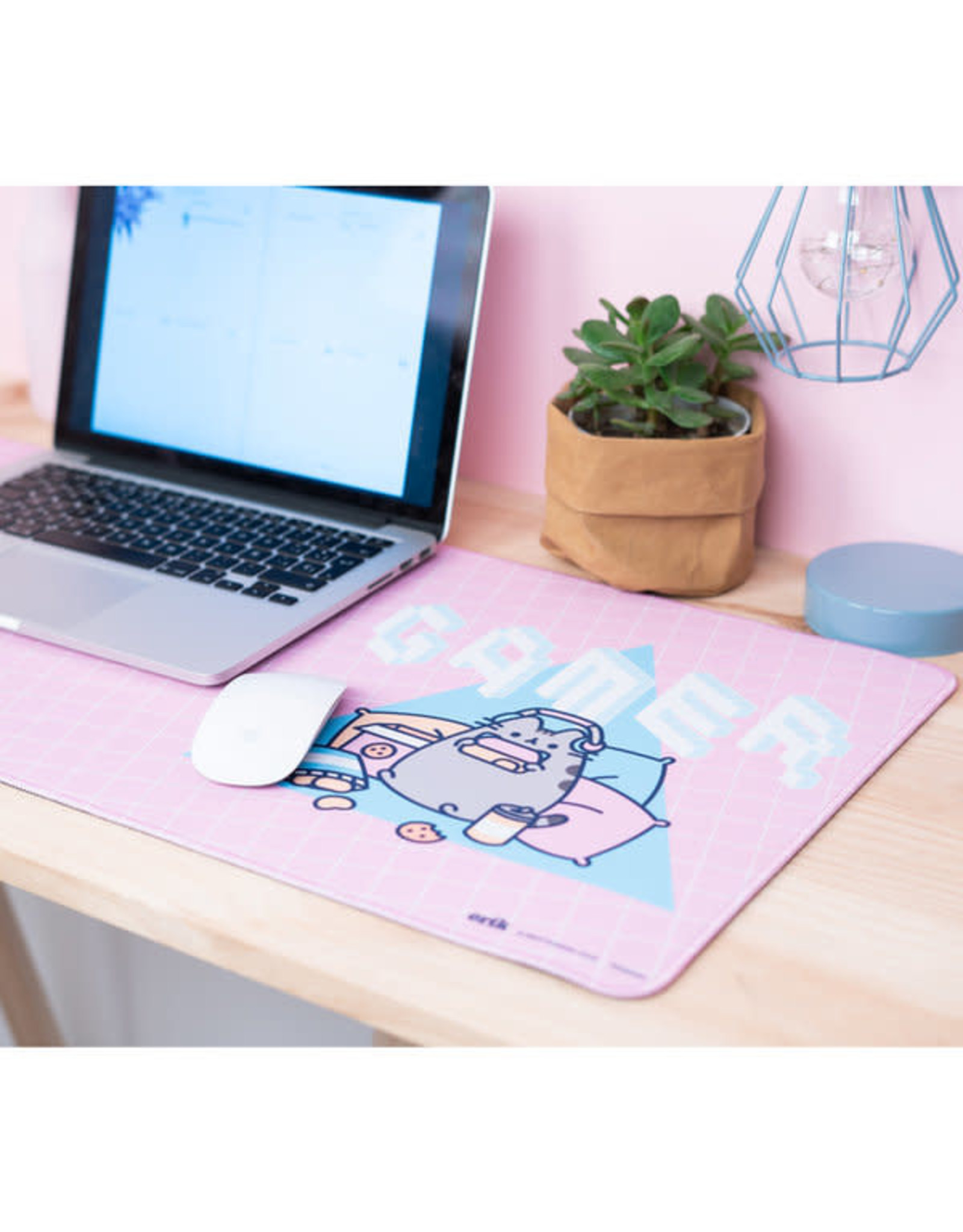 Pusheen XL Gaming Mat - 800 x 350 mm