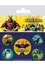 My Hero Academia - 5 Buttons Mix