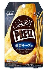 Pretz - Smoky Pretz - Delicious Smoked Cheese Taste - 24g