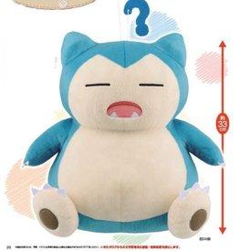 Snorlax - Pokemon Plushie - 33cm (Japanese import)