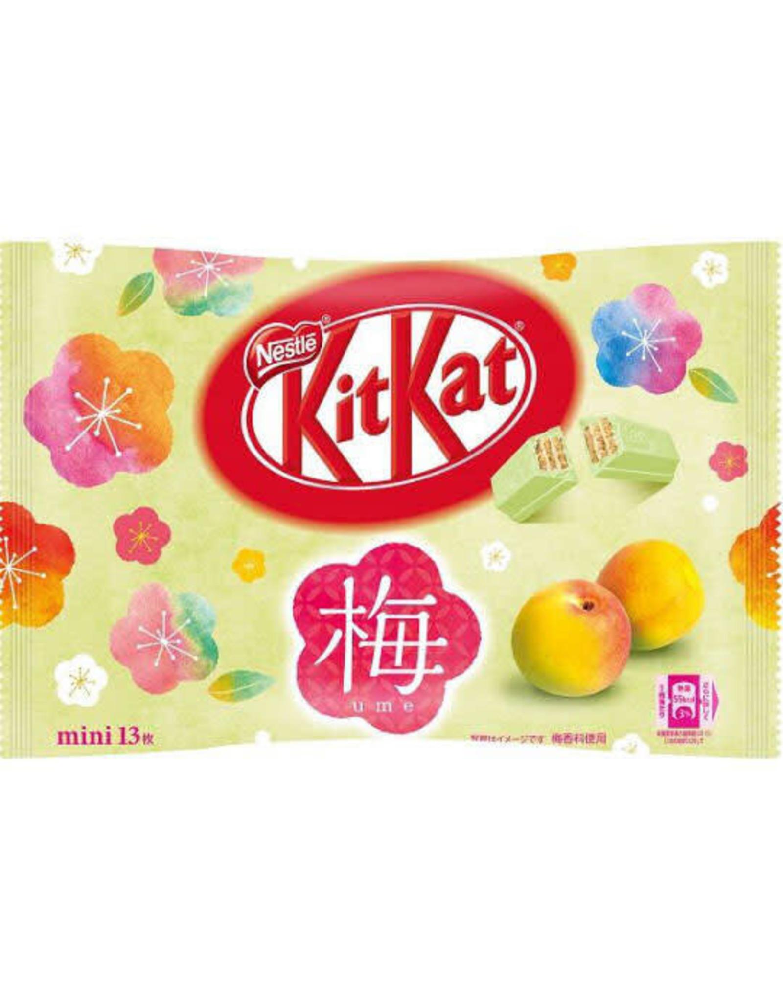 KitKat Mini Ume