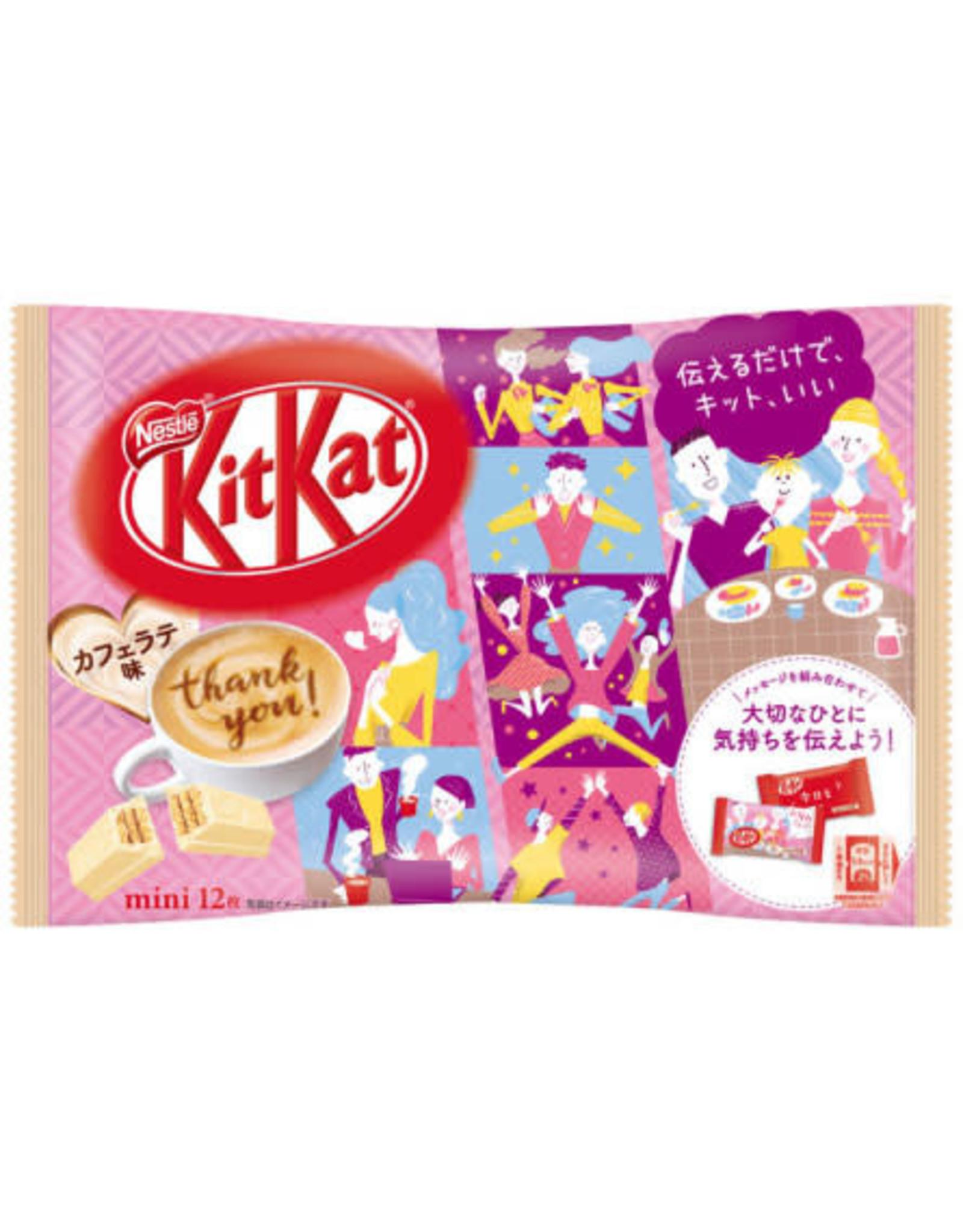 KitKat Mini Café Latte
