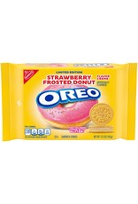 Oreo Strawberry Frosted Donut - 345g