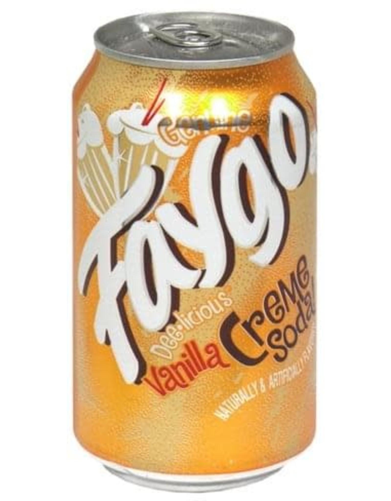 Faygo - Vanilla Creme Soda - 355ml