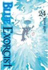 Blue Exorcist 24 (Engelstalig)