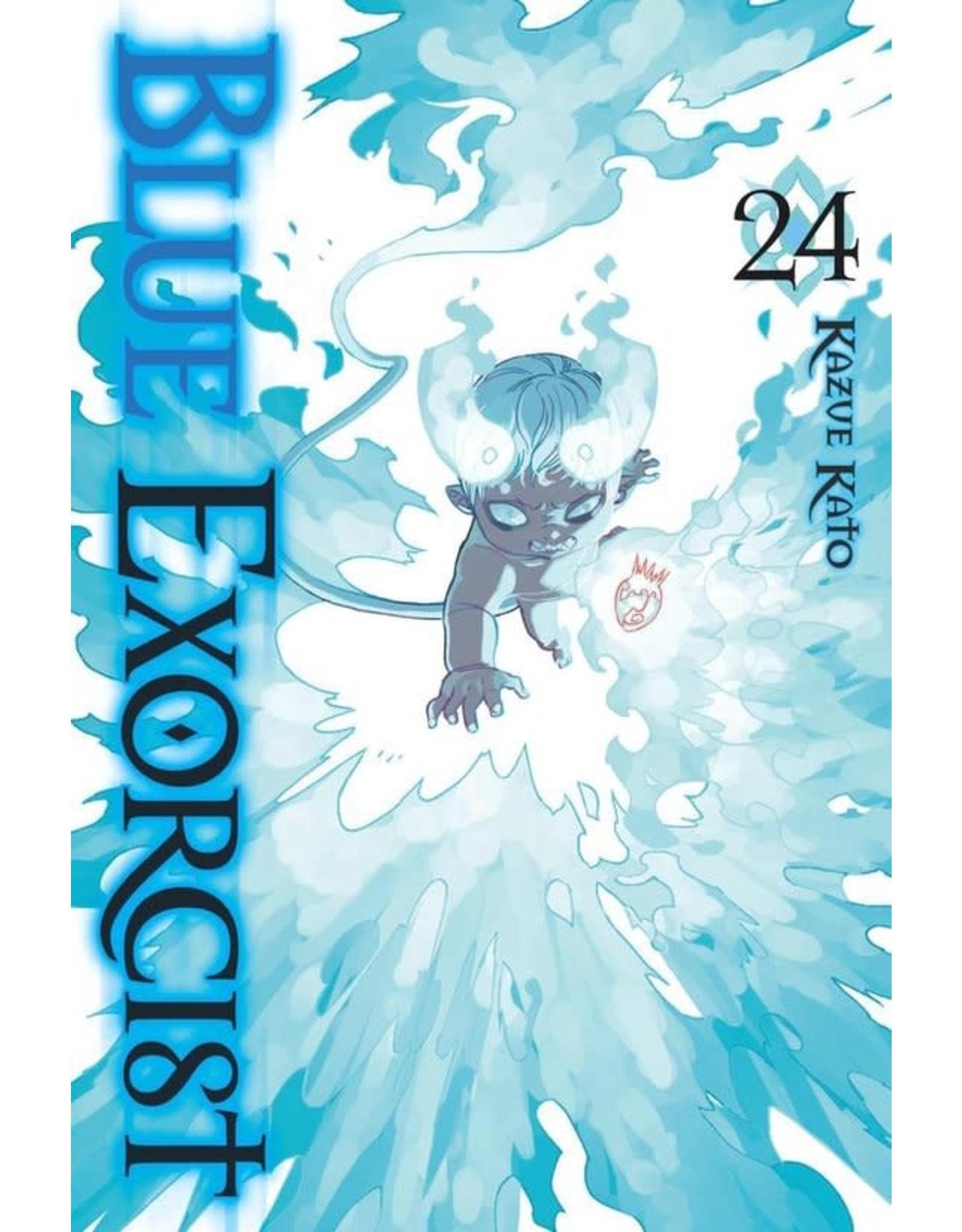 Blue Exorcist 24 (English)