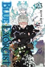 Blue Exorcist 23 (English)