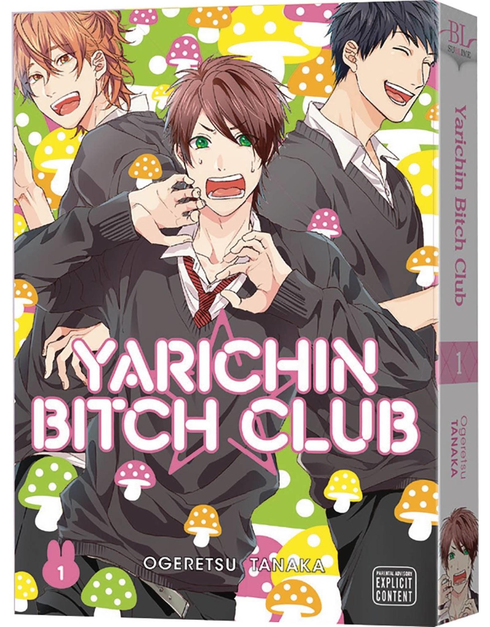 Yarichin Bitch Club 1 (Engelstalig)