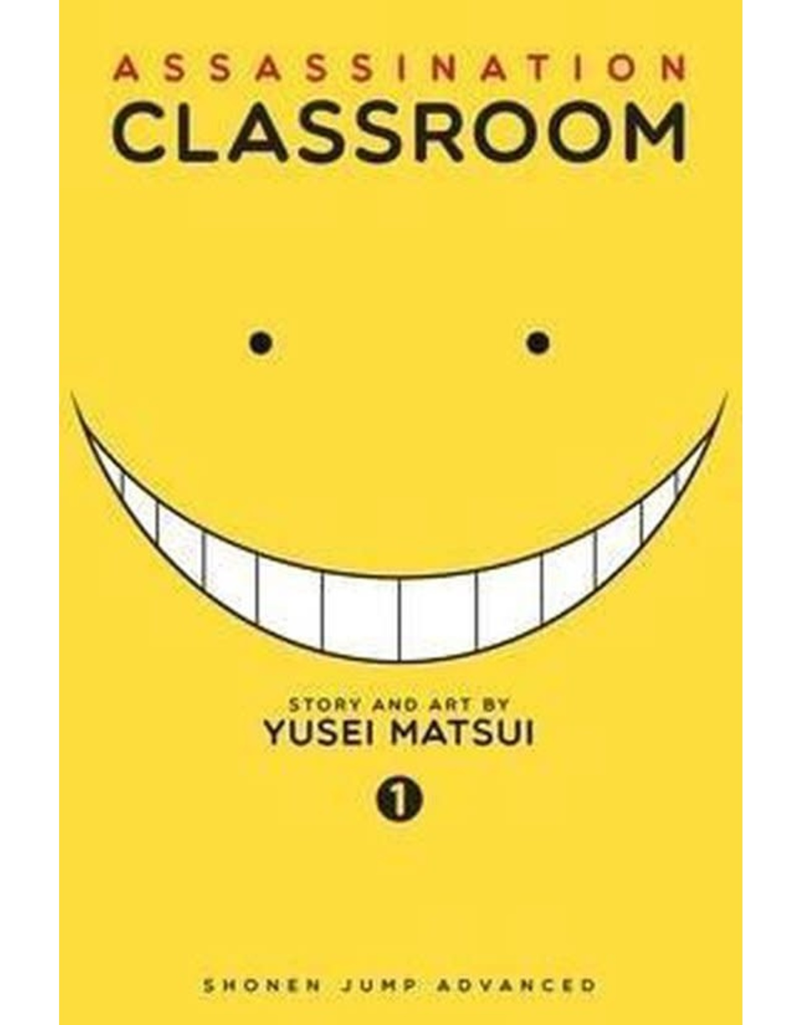 Assassination Classroom 1 (English)