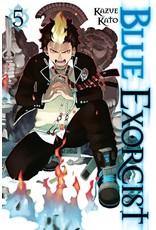 Blue Exorcist 5 (English)