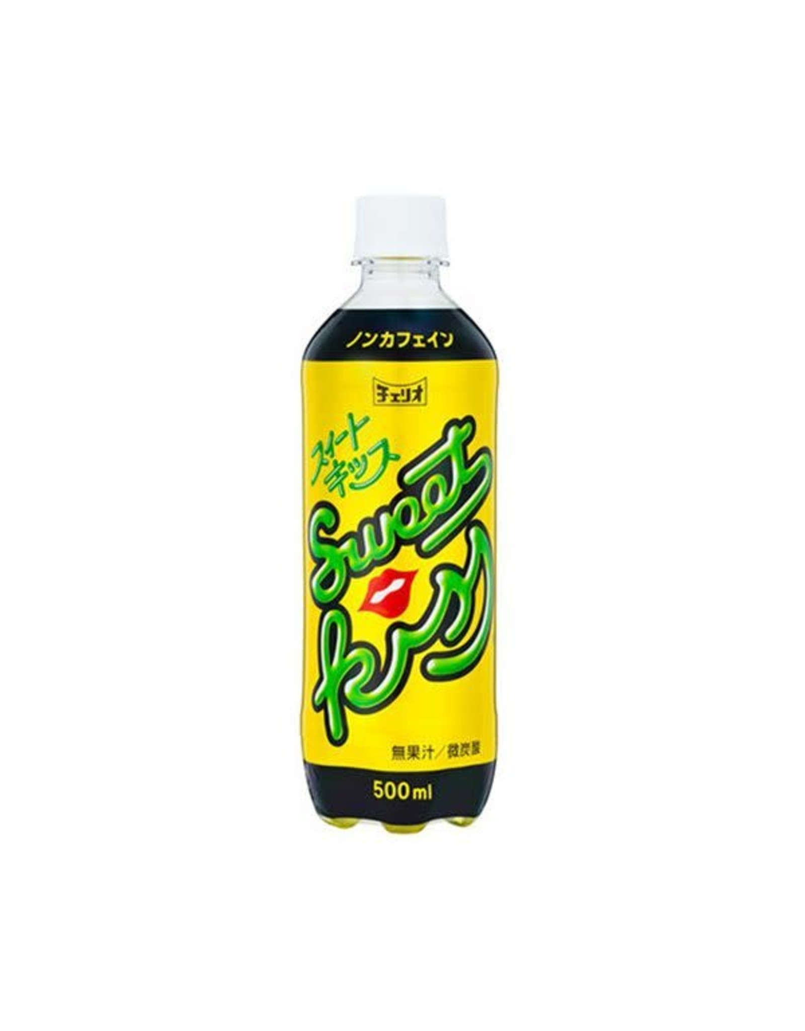 Sweet Kiss Citrus Flavored Carbonated Drink - 500ml
