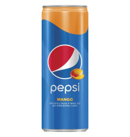 Pepsi Mango - 355ml - THT-datum: 3/05/2021