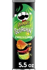 Pringles Scorchin' Chili & Lime - 158g