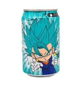 Ocean Bomb Dragon Ball Super - Vegito - Apple Flavour - Deep Sea Sparkling Water