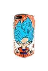 Ocean Bomb Dragon Ball Super - Goku - Orange Flavour - Deep Sea Sparkling Water