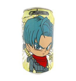 Ocean Bomb Dragon Ball Super - Future Trunks - White Grape Flavour - Deep Sea Sparkling Water