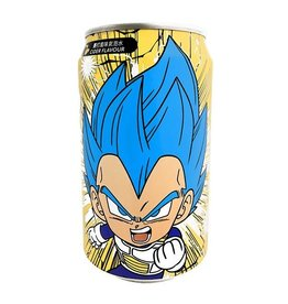 Ocean Bomb Dragon Ball Super - Vegeta - Cider Flavour - Deep Sea Sparkling Water