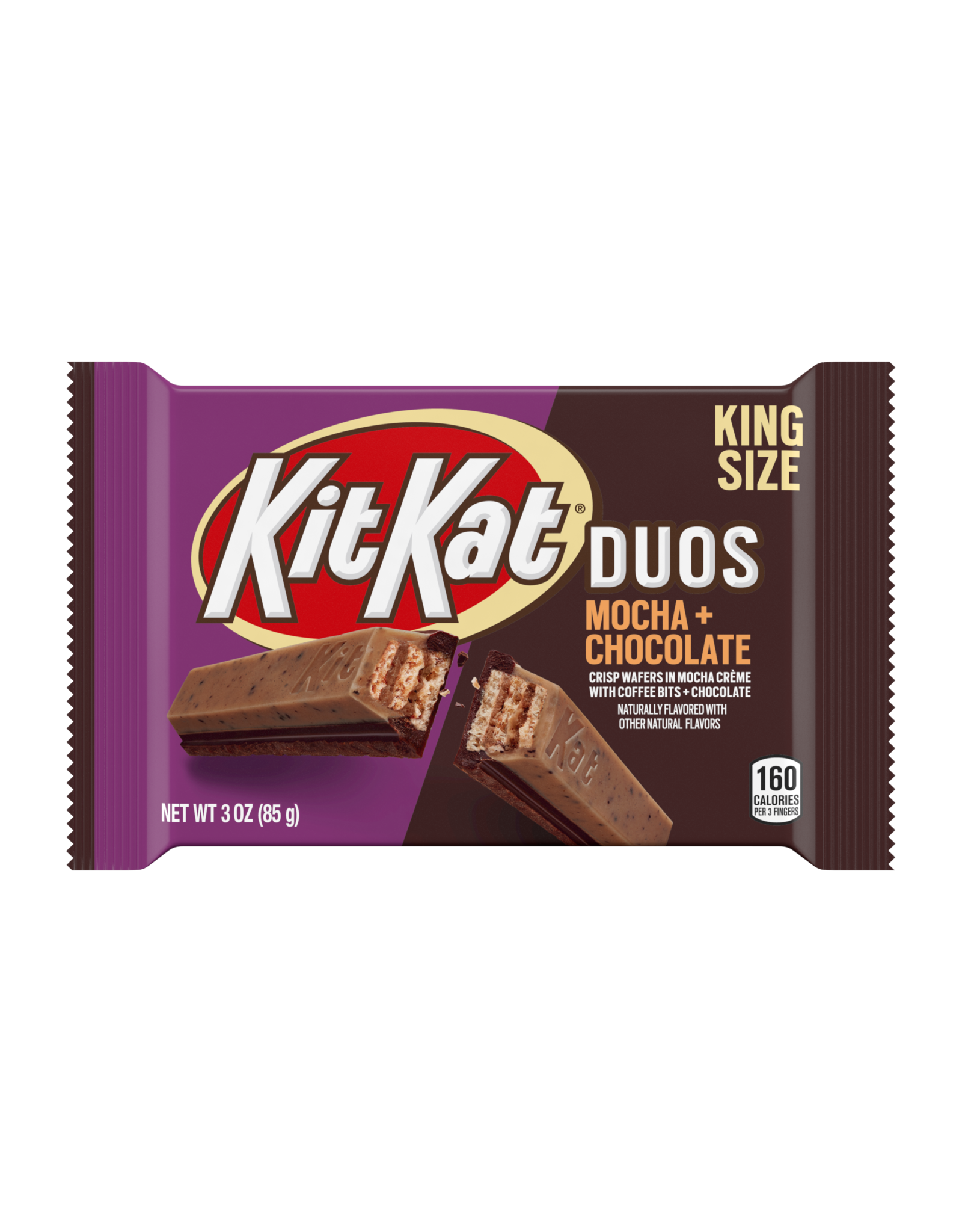 KitKat Duos Mocha + Chocolate Kingsize - 85g