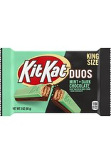 KitKat Duos Mint + Dark Chocolate Kingsize - 85g