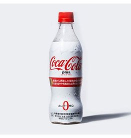 Coca-Cola Plus (Japan) - Zero Calories - 500ml