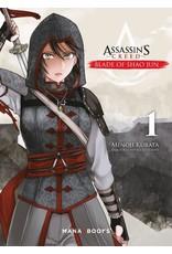 Assassin's Creed - Blade of Shao Jun 1 (English) - Manga