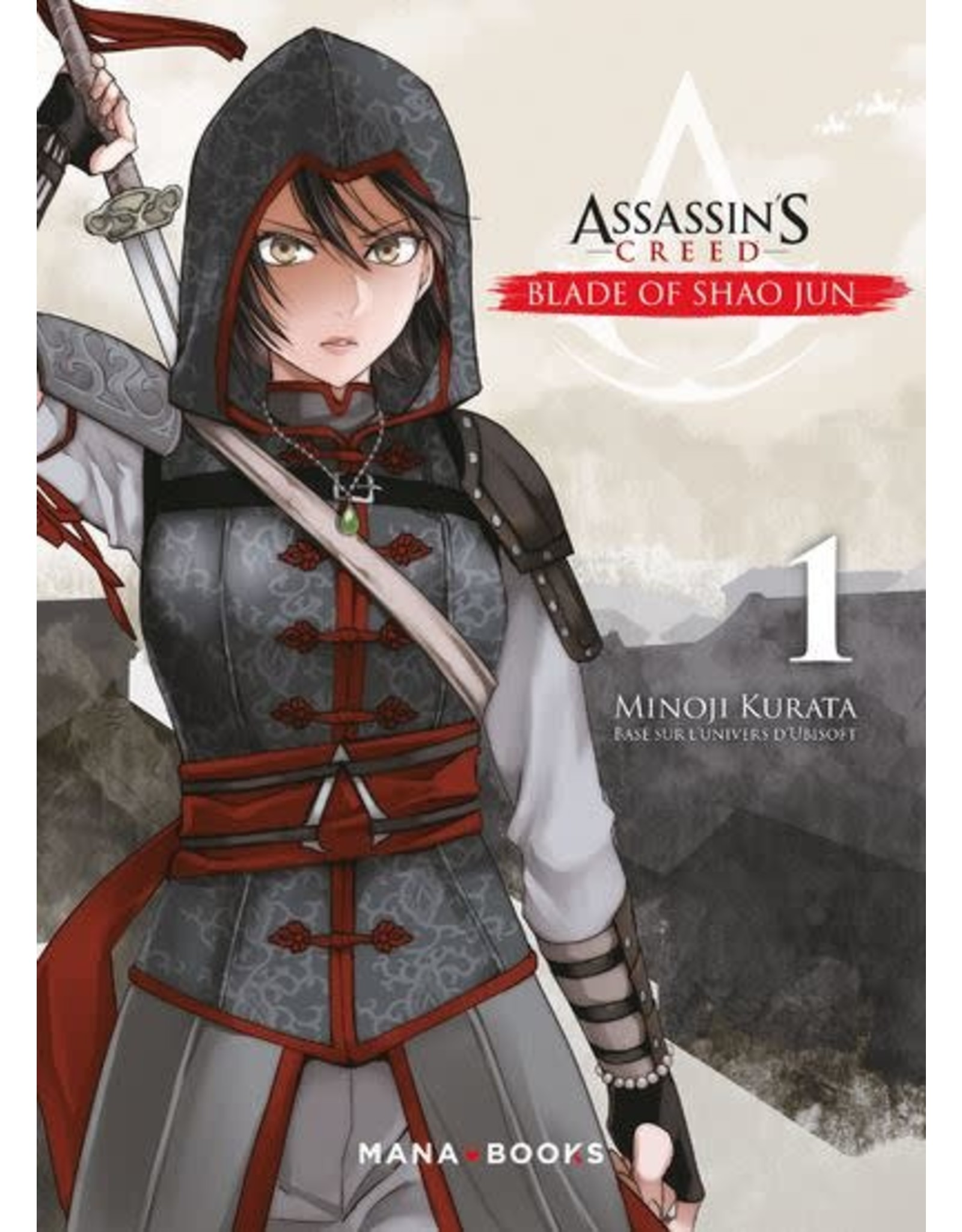 Assassin's Creed - Blade of Shao Jun 1 (Engelstalig) - Manga
