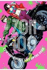 Zom 100: Bucket List Of The Dead (English)