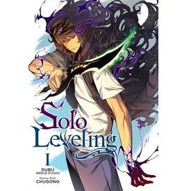 Solo Leveling 01 (English) - Manhwa