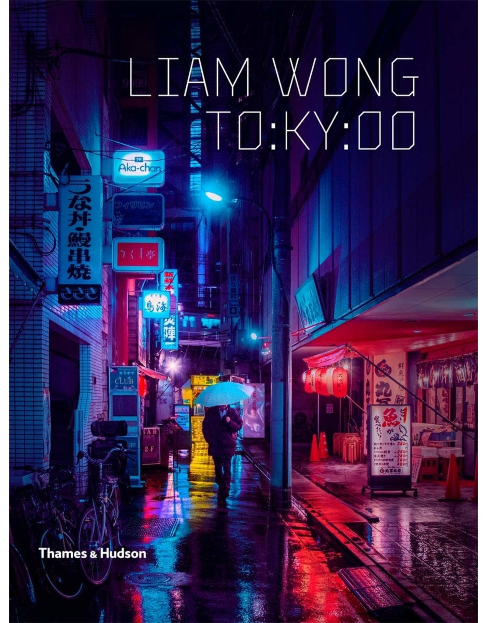 TO:KY:OO - Liam Wong - Paperback (Engelstalig)