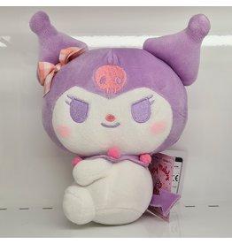 Sanrio Pastel Plush - Kuromi - 15 cm