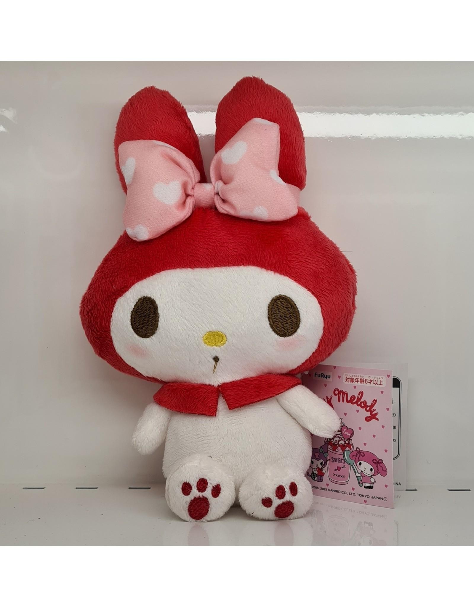 My Melody (Red) - Mimimusubi Plush - 20 cm