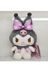 Kuromi - Mimimusubi Plush - 20 cm