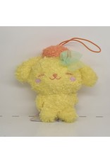 Sanrio Cotton Candy Ribbon Plush - Pompompurin - 10 cm