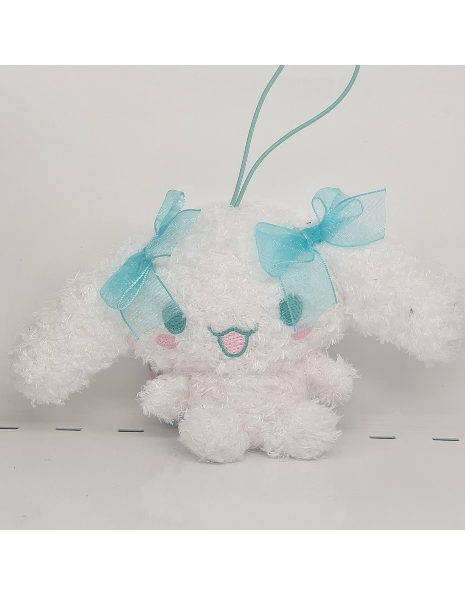 Sanrio Cotton Candy Ribbon Plush - Cinnamoroll - 10 cm