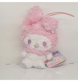 Sanrio Cotton Candy Ribbon Plush - My Melody - 10 cm